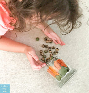 acorn alphabet learning activity