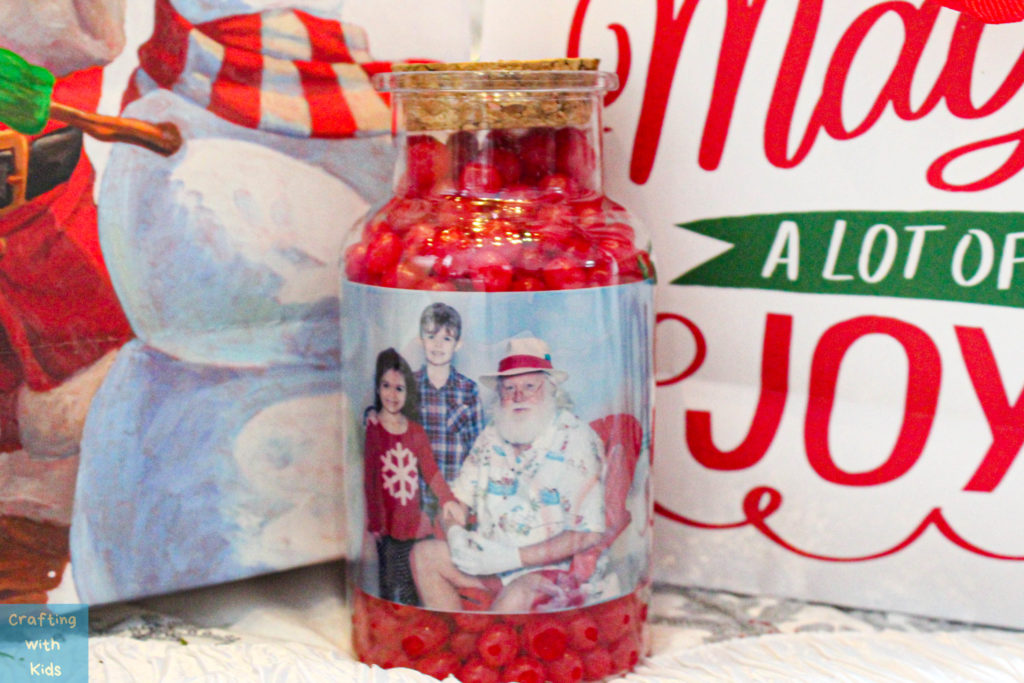 DIY Photo Ornament or Photo Keepsake