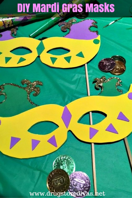Fun Mardi Gras Crafts and Activities for Kids