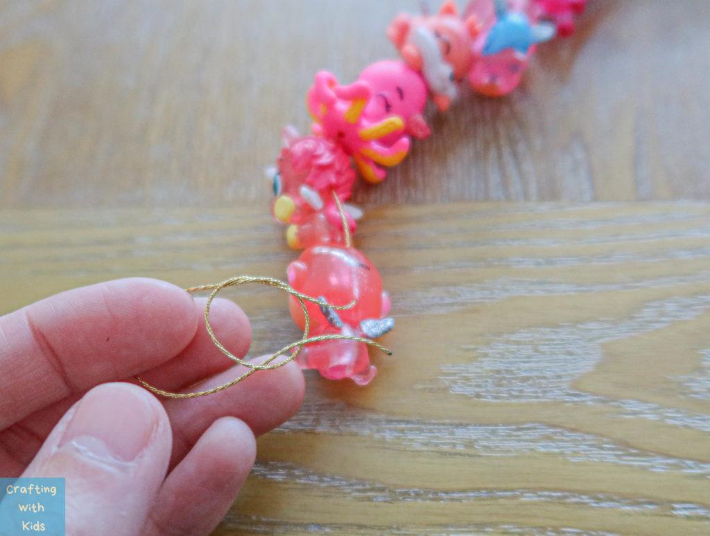 Hatchimal necklace