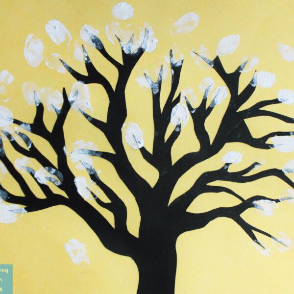 fingerprint tree for toddlers
