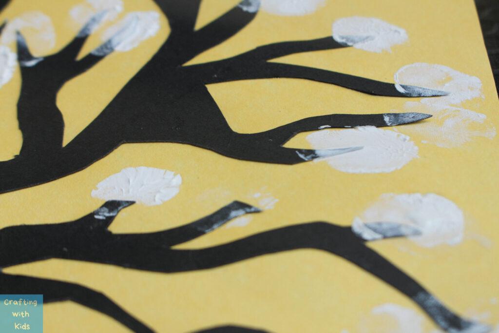fingerprints for the tree