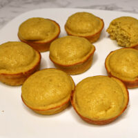 healthy muffins with fruits and vegetables