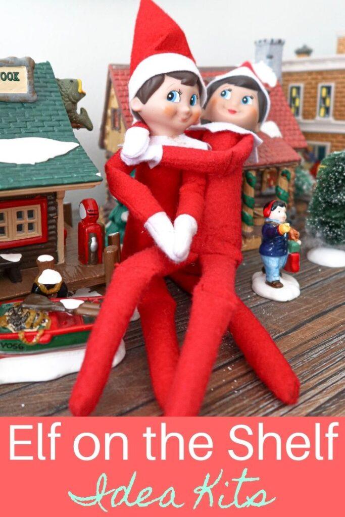 Elf on the Shelf idea kits