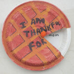 paper plate craft for kids for Thanksgiving