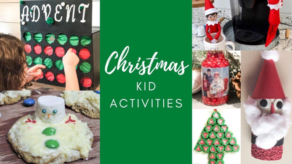 Christmas kids activities